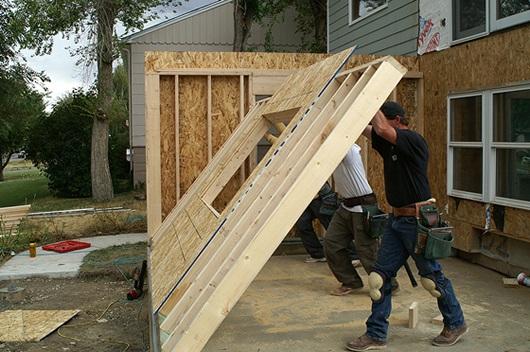 custom home builder remodeling needs
